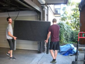 Furniture Removal in Mosman